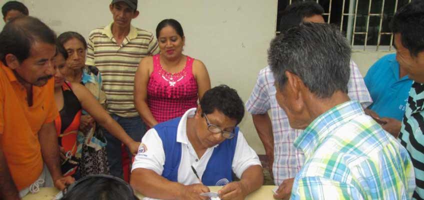 Nuevas zonas electorales en Santa Elena