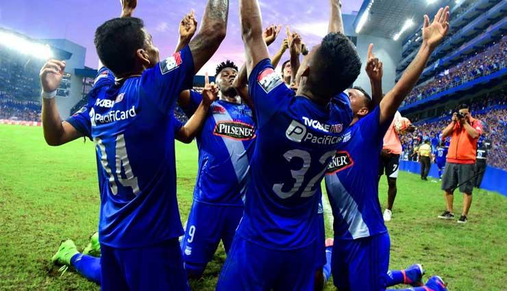Emelec, Liga de Quito, Fútbol, Ecuador, Copa Banco del Pacífico