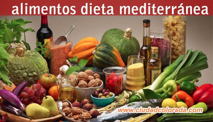 Dieta Mediteranea