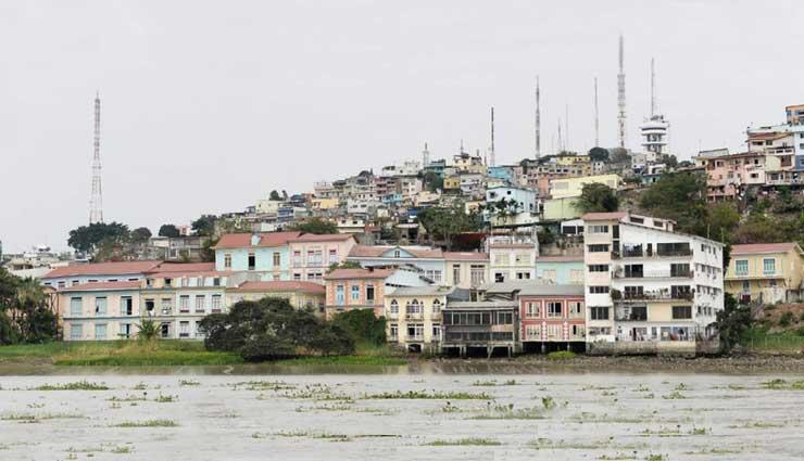Crédito estatal para dragado del río Guayas