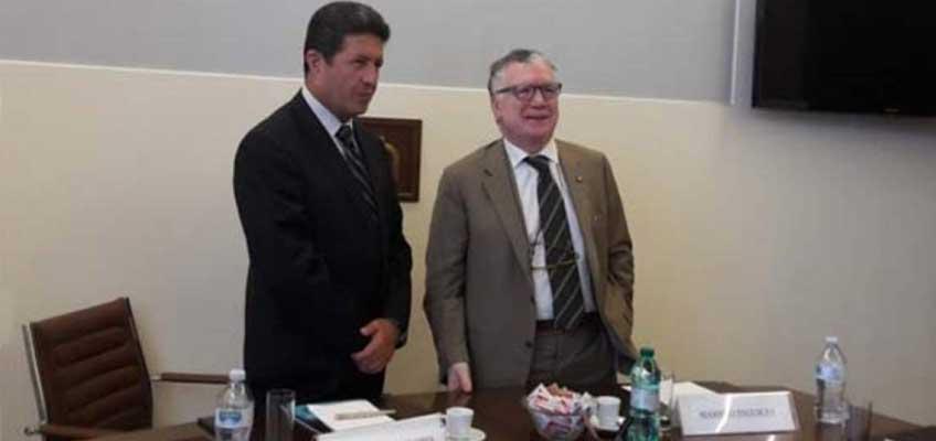 Ecuador e Italia en cooperación científica