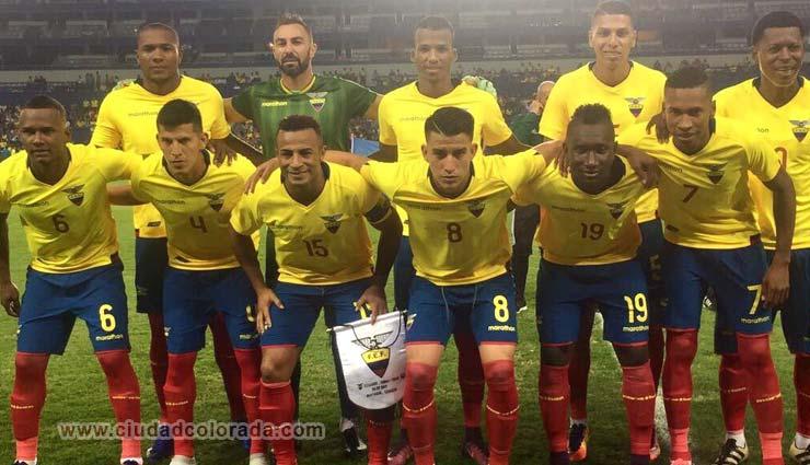 Ecuador vs. Trinidad y Tobago