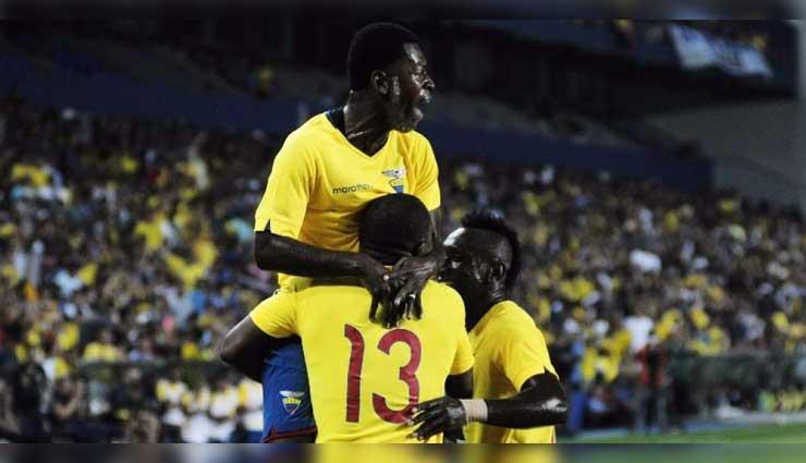 Ecuador derrota por 3-1 a Trinidad y Tobago