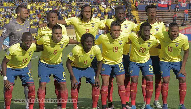 Ecuador vs. Trinidad