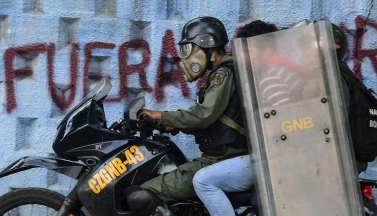 Estados Unidos pide dejar Venezuela a familiares de personal diplomático