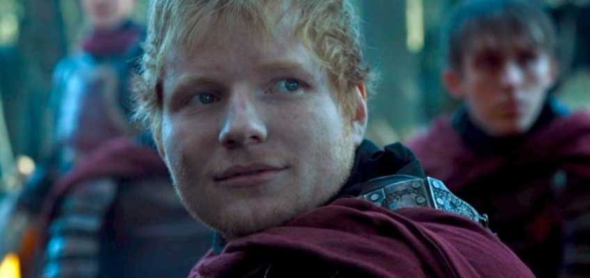 Controversia genera el cameo de Ed Sheeran en Juego de Tronos