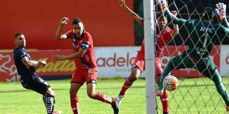 El Nacional vence a Independiente del Valle 2-0