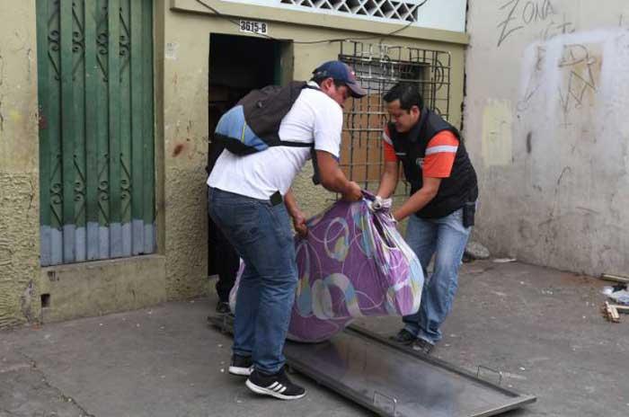 Encuentran cadáver en Guayaquil