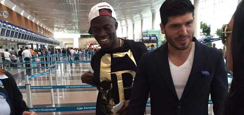 Énner Valencia viaja a México para unirse al Tigres