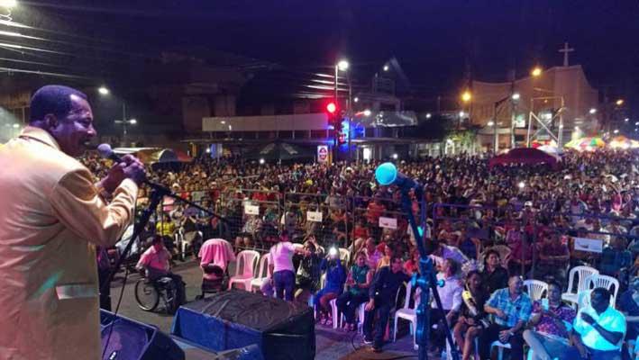 Fiestas Quinindé