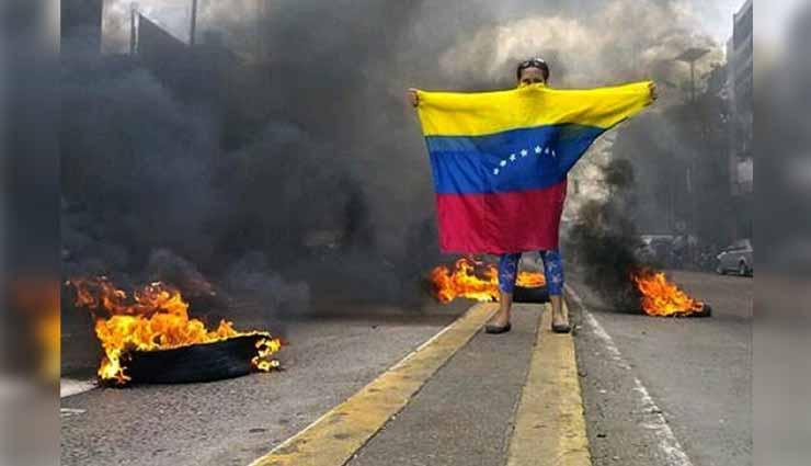 Fracasa paro nacional de la oposición en Venezuela