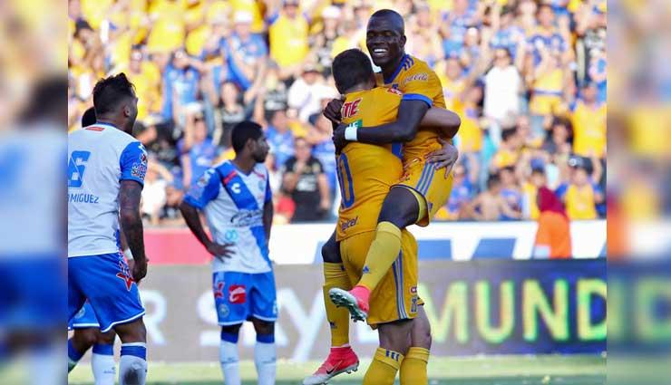 Hat-Trick de Enner Valencia en el Fútbol Mexicano