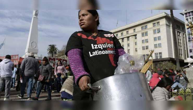 Hambre y Pobreza Argentina