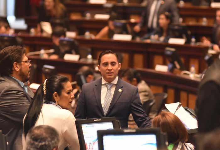 Juicio Político a Carlos Pólit
