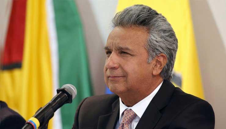 El Presidente Lenín Moreno participará en festividades de Guayaquil