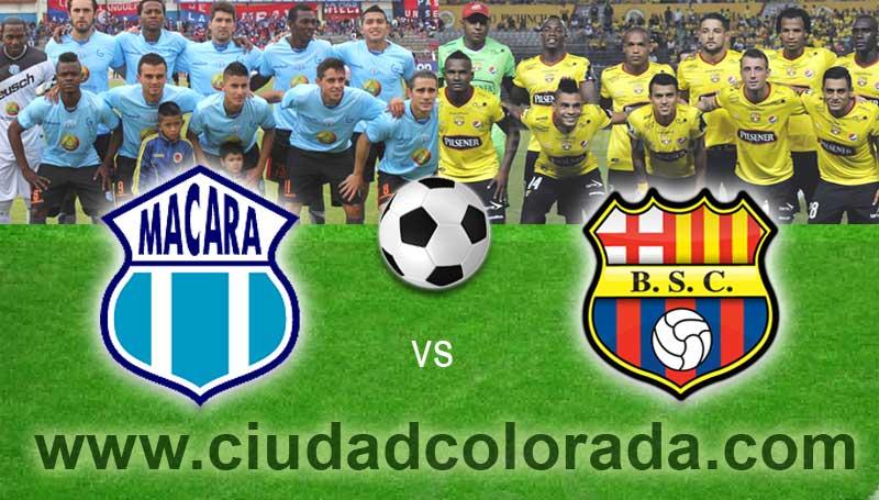 Macará vs. Barcelona SC