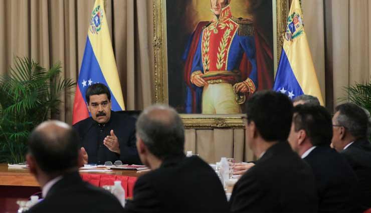 Nicolás Maduro anuncia medidas contra amenazas de Donald Trump