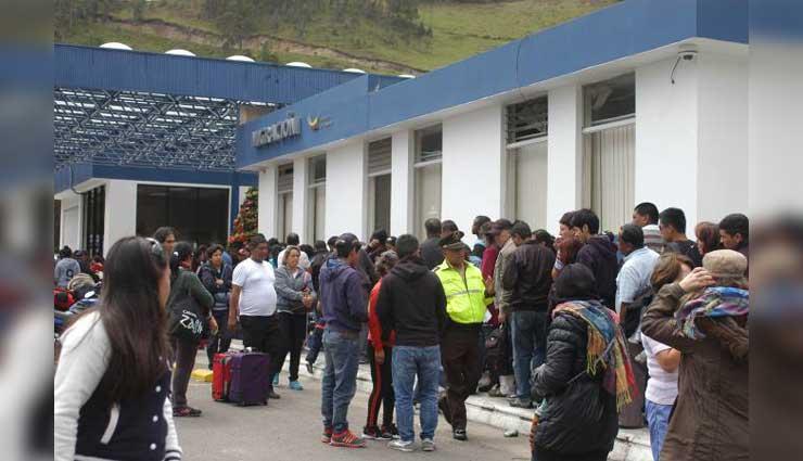 Ministerio del interior desmiente haber negado paso a venezolanos en fronteras