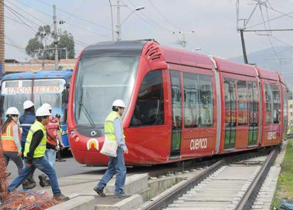 Ministro de Transporte y obras públicas confirma su apoyo para el tranvía