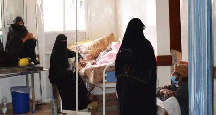 Epidemia de cólera en Yemen es causada por guerra