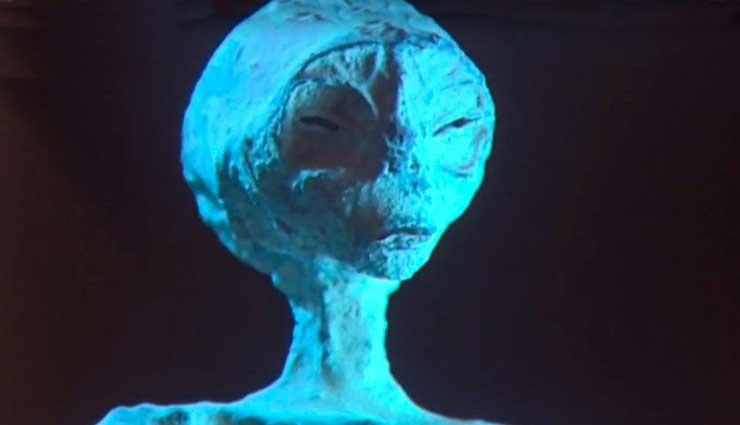 Presentan pruebas de vida alienígena en la Tierra