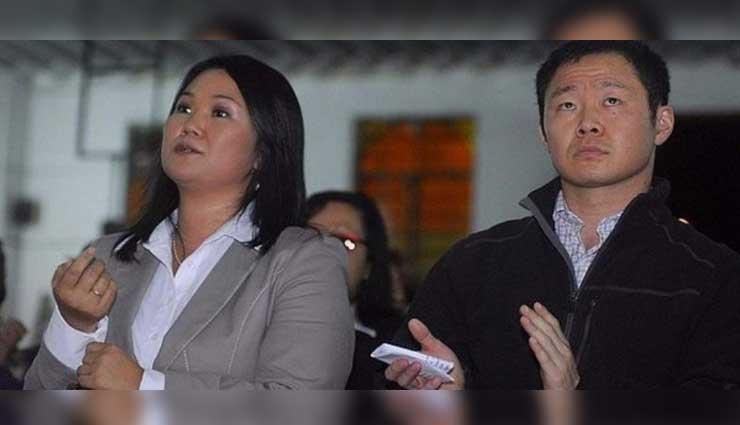 Sanción de Keiko a Kenji Fujimori