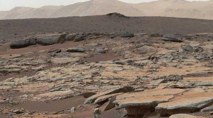 Toxinas en Marte