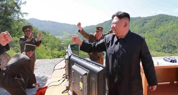 "Kim Jong-Un: ""regalo"" para los ""bastardos estadounidenses"""