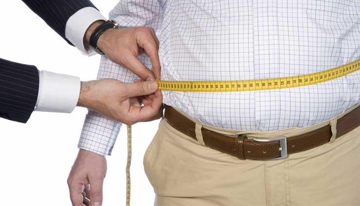 Unas libras de mas aumentan el riesgo de enfermedades