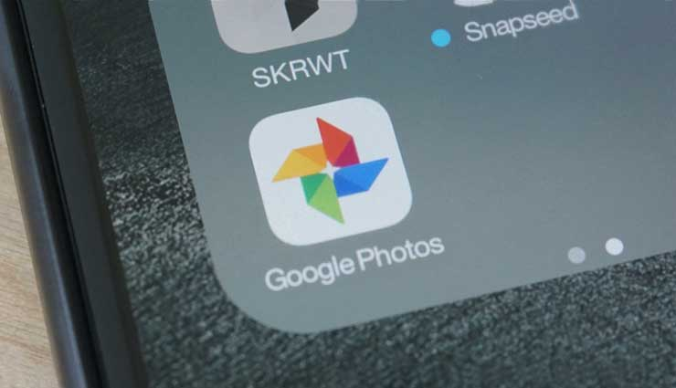 Google Foto, Google, Almacenamiento