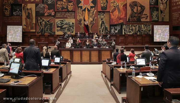 Asamblea Nacional de Ecuador autorizó este viernes el pedido de la Corte Nacional de Justicia
