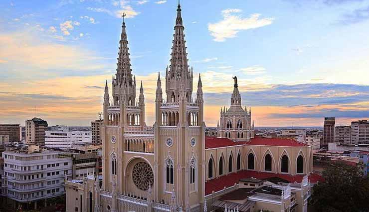 Catedral de Guayaquil, Cruz de la Torre,