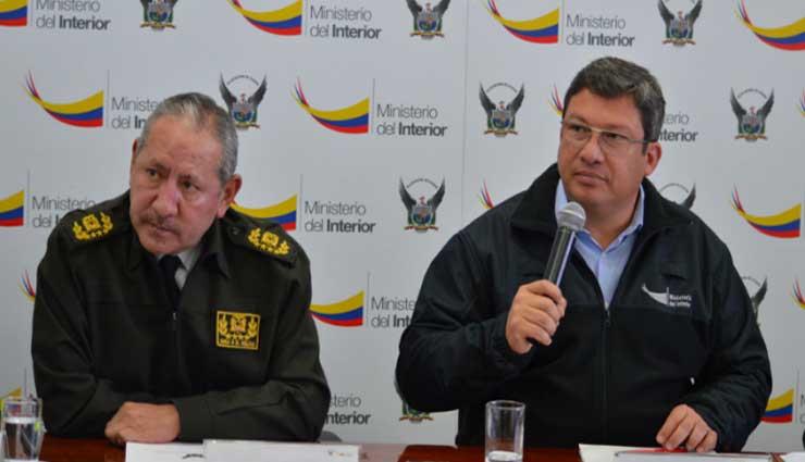 Delitos, Policía Nacional, Ministerio del Interior, Seguridad