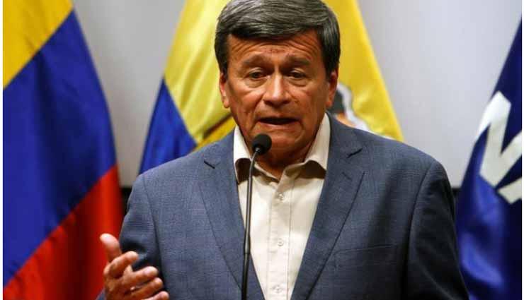 Colombia, Juan Manuel Santos, ELN, Papa Francisco, Lenín Moreno, Ecuador,
