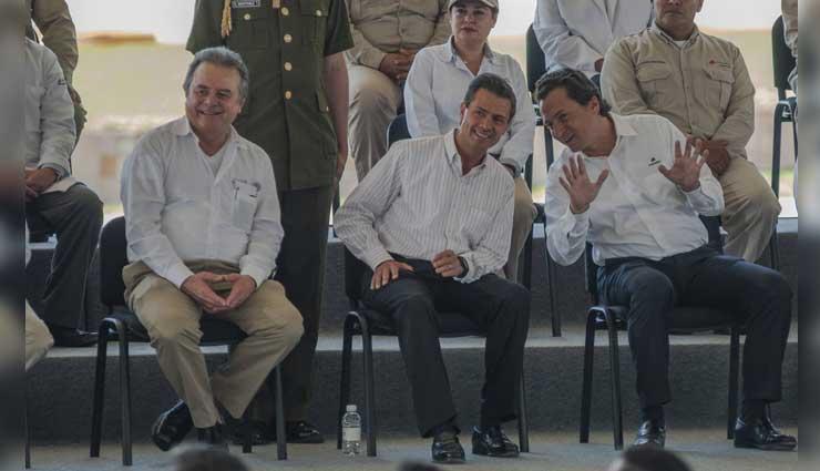 Odebrecht, Peña Nieto, México, Corrupción