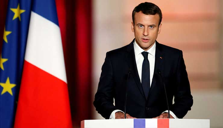 Emmanuel Macron, Francia, Unión Europea, Migración