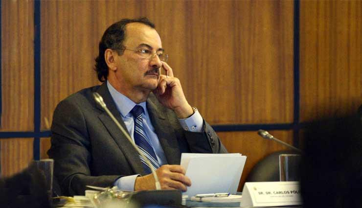 Odebrecht, Carlos Pólit, Contraloría General del Estado