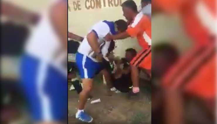 FEF, Fútbol, Ecuador, Violencia