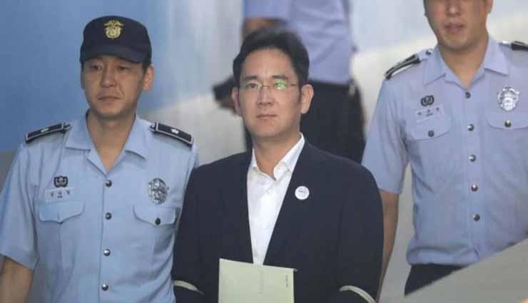 Lee Jae-yong, Heredero y lider, Samsung, Rasputina, corrupción,