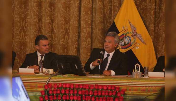 Congope, Corrupción, Lenín Moreno, Rafael Correa, Alianza País