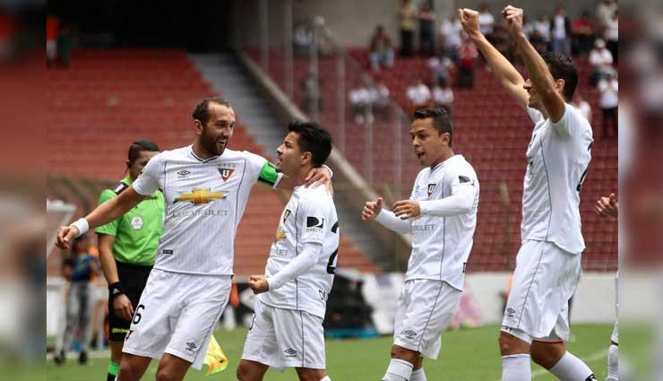 Liga de Quito, Independiente del Valle, Fútbol, Resultados, Campeonato Ecuatoriano de Fútbol