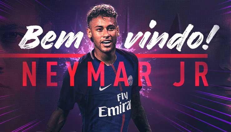 Neymar, PSG, FC Barcelona, Fútbol