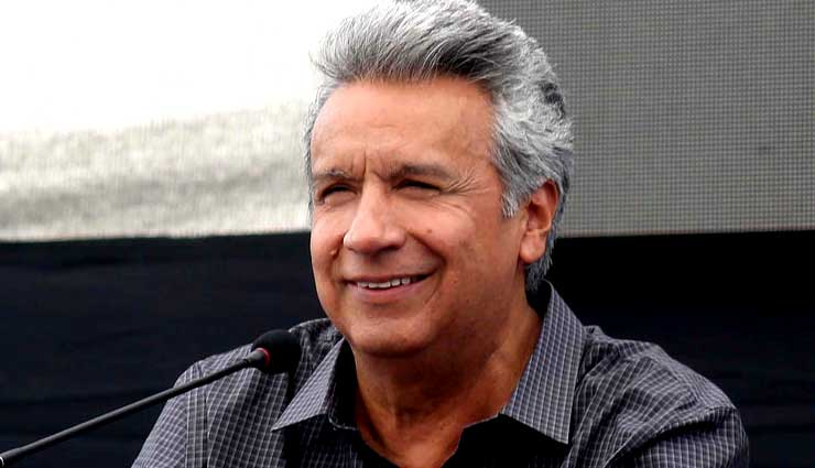 Paraísos Fiscales, Lenín Moreno, Ley