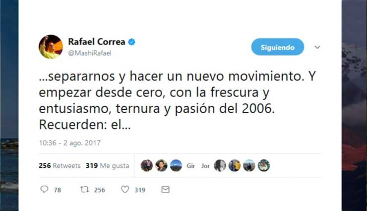 Rafael Correa, Alianza País, Abdalá Bucaram