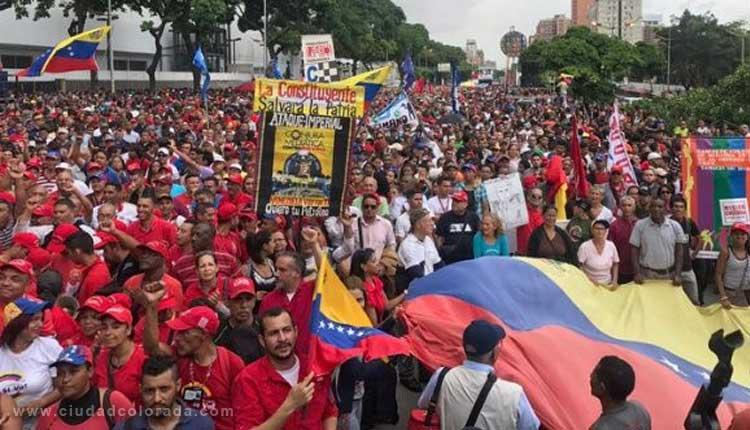 Sanciones ilegales de EE.UU. ,Venezuela