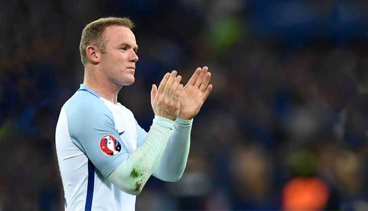Wayne Rooney, Fútbol, Inglés