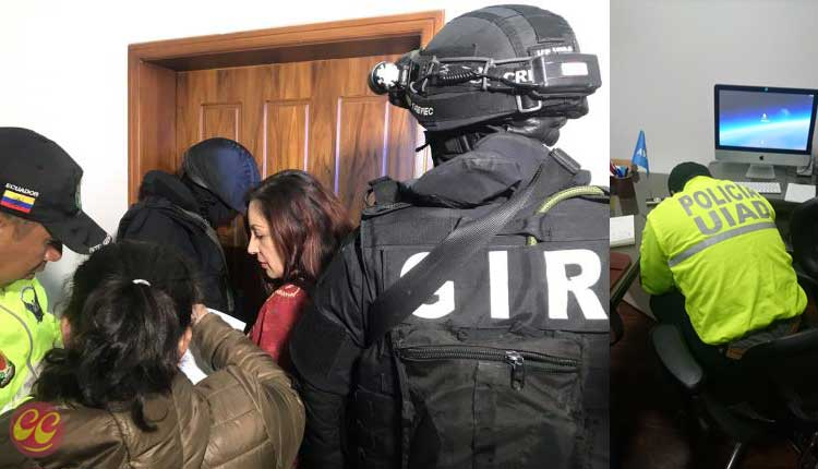 Fiscalía, Ecuador , Ramiro González