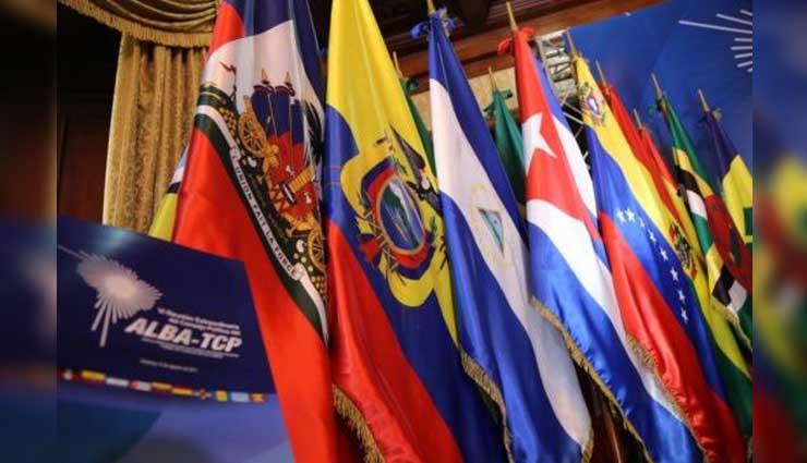 ALBA, Donald Trump, Estados Unidos, Venezuela
