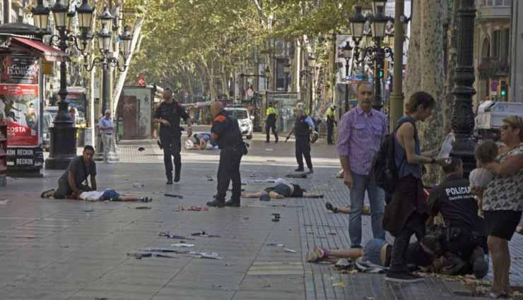 Barcelona, Atentado,atractivo turístico,