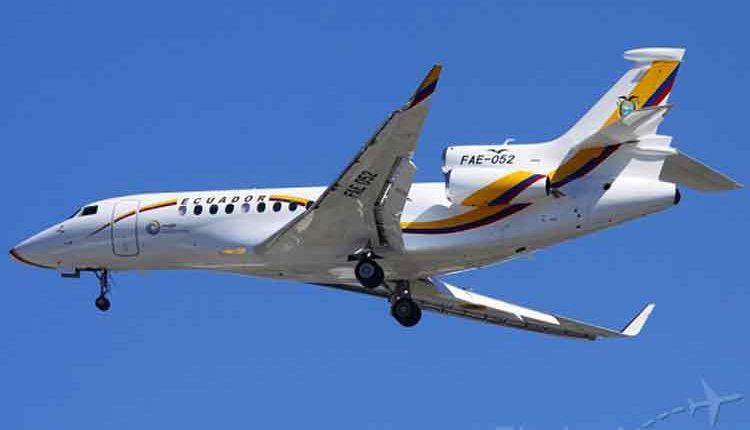 avión, presidencial